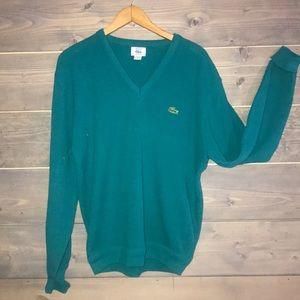80's Izod Lacoste sweater